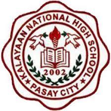 Kalayaan National High School Official Logo